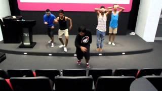 Free Size Crew- ESC Dance Practise!