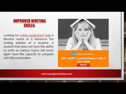 Assignment Help Australia - Excellent Assignment Assistance Right on Time