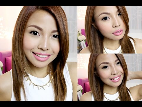 Fresh and Easy Make Up for FILIPINA