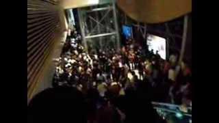زحمة مترو دبي قي ليلة رأس السنة