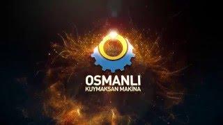 OSMANLI MAKİNA SENSITIVE JEWELRY MACHINES CF3M / TEASER