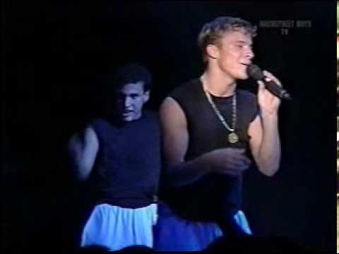 Backstreet Boys Get Down  1996