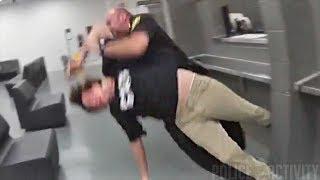 Bodycam Captures Officer Slamming Inmate to Floor in Kentucky Jail