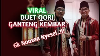 Download Video LIVE - Duet QORI GANTENG KEMBAR DI ACARA MAULID NABI DESA CIKANCANA MP3 3GP MP4