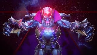 Marvel vs Capcom: Infinite - Cinematic Trailer thumbnail