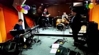 Longplay CoverBand - Sing it back z rep. Moloko ( Próba)