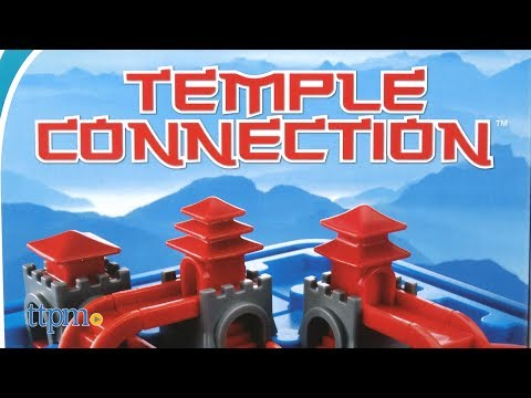 Temple Connection from Smart Games