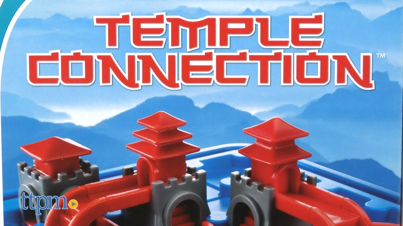 Temple Connection From Smart Games Youtube