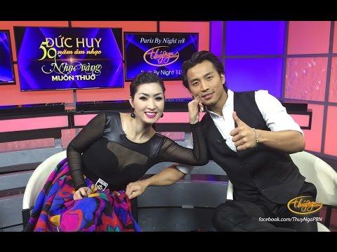 Đan Nguyên & Nguyễn Hồng Nhung giới thiệu show thu hình PBN 118 & 119