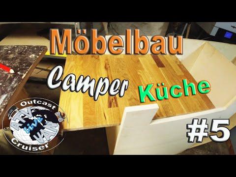 Camper 2.0 || Möbelbau || Die Einbauküche