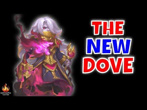 NEW HERO DARK MAGE Castle Clash Best Heroes