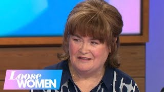 Exclusive: Susan Boyle on Life, Love and Living the Dream After Britain's Got Talent | Loose Women