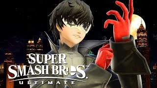 Super Smash Bros. Ultimate – Official Joker Gameplay Walkthrough & 3.0 Update Reveal