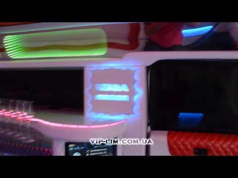 Салон Hummer H 2 лимузин житомир,прокат лимузина в Житомире,аренда лимузина Житомир.