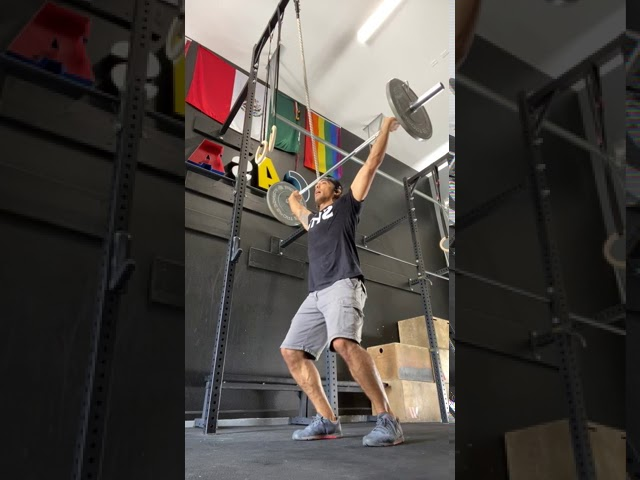 BARBELL SNATCH - FOUNDATIONS