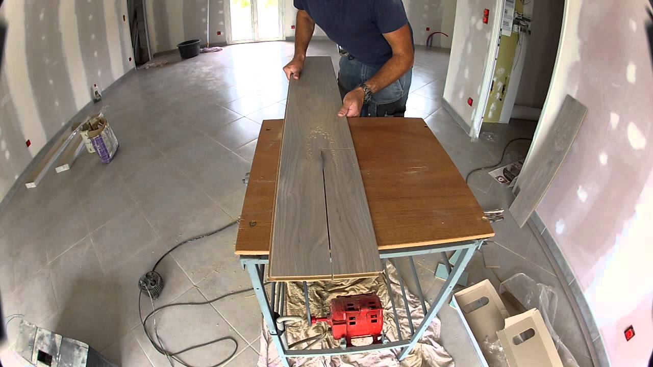 Scie sur table fabrication maison youtube - Table de sciage maison ...