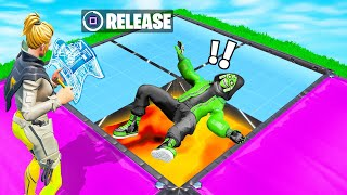 EDIT BATTLE *NEW* Spleef Gamemode in Fortnite Creative