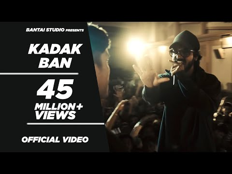 Emiway-kadak Ban Official Music Video