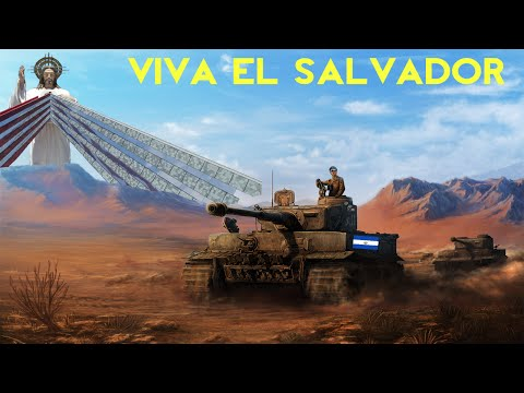 Hearts of Iron IV: Viva El Salvador! 01