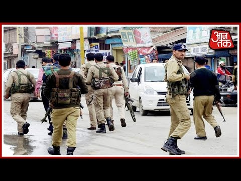 Militants Kills Two Policemen In J&K's Anantnag Ahead of By-Elections