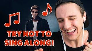 Kan Du Höra Dessa Låtarna Utan Att Sjunga Med? | TRY NOT TO SING ALONG #1