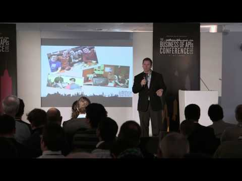 Creating Success / APIs Changing Business -- Kevin Flowers, Coca-Cola Enterprises