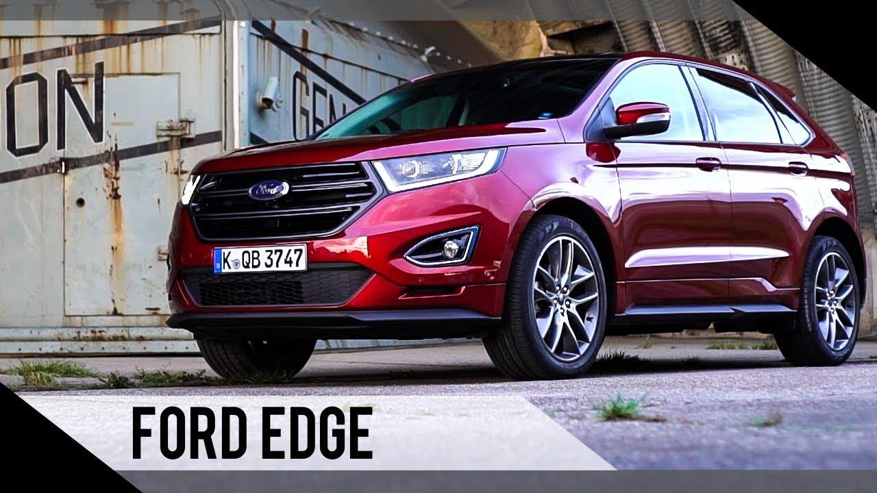 Ford Edge  Kurztest Review Fahrbericht Motorwoche