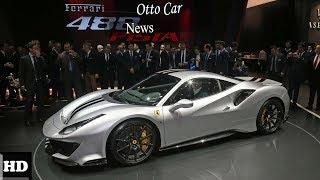 HOT NEWS  !!!  HARDCORE Ferrari 488 Pista 2018 Extreme Road Car