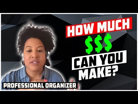 Start A Professional Organizer Business (Salary And Career Tips 2018)