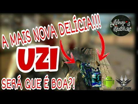 FWD, NOVA ARMA UZI E CAMPEONATO MUNDIAL FWD!!!