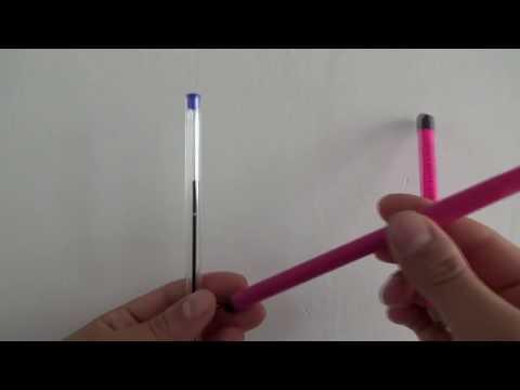 Keçeli Ve Müpekkep´li Kalem Çiziklerini Duvardan Kolay Bir Yöntem Ile Silme