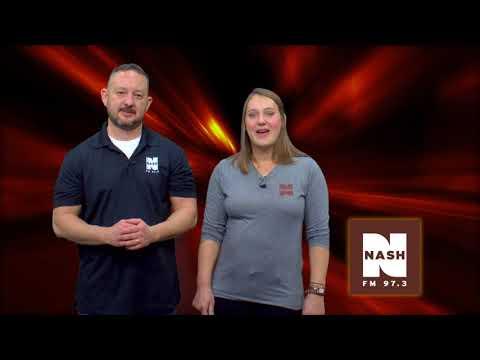 Nash FM 97.3 • Des Moines' New Country Leader!