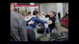 Уличные драки (драки, мордобой, махач, жесткая драка)