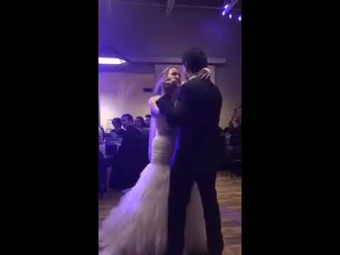 Kelli and Raul's First Dance