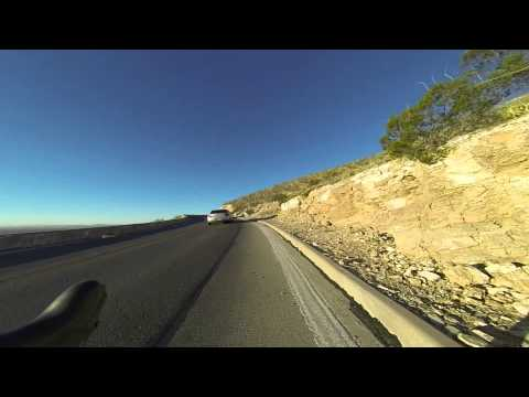 El Paso Road Bike Ride
