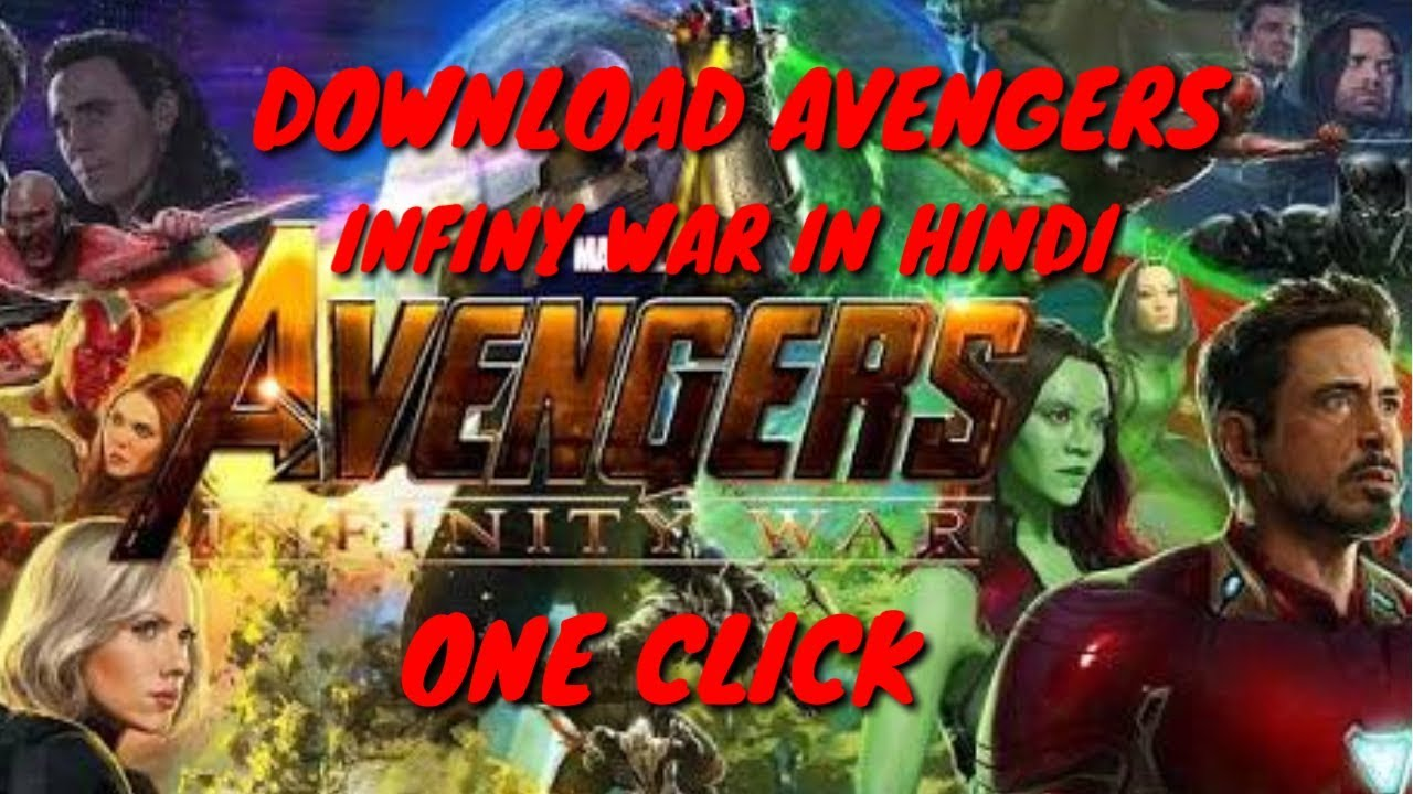 avengers infinity war full movie in hindi dubbed download mp4