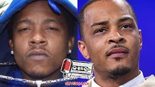 EXCLUSIVE: Former G-Unit Member Spider Loc Reveals T.I.'s PAPERWORK Card Live On Air!!