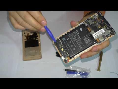 Ремонт телефона Xiaomi Redmi Note 3 Pro, замена модуля основного микрофона.