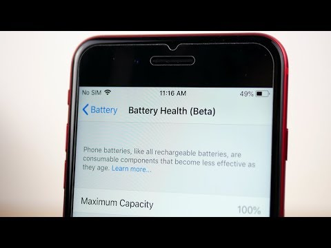 How I get AMAZING battery life on any iPhone?