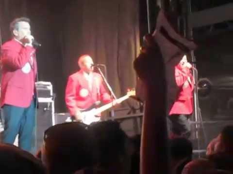 The Mighty Mighty Bosstones - Howwhywuz, Howwhyam @ City Hall Plaza in Boston, MA (6/21/14)