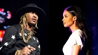 Ciara Says Future Declined Talking to Russell Wilson & Criticism points out Double Standard!