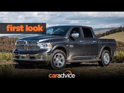 2018 RAM 1500 Laramie review: First Look!