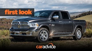 2018 RAM 1500 Laramie review: First Look!