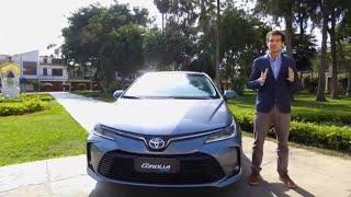 Toyota Corolla 2021 - Presentación Perú
