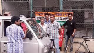 Indas sub post office strike