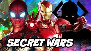 Avengers Infinity War Secret Wars Teaser Trailer and Marvel Celestials Explained