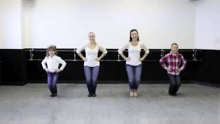 Peppermint Candy Cane - MusicK8.com Choreography Video