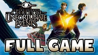 Lemony Snicket's A Series of Unfortunate Events FULL GAME Movie Longplay (PS2, GCN, XBOX)