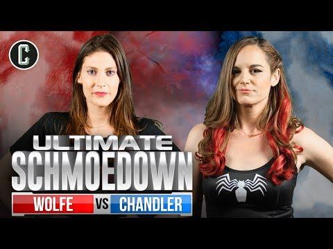 Clarke Wolfe VS Brianne Chandler - Movie Trivia Schmoedown Round 1