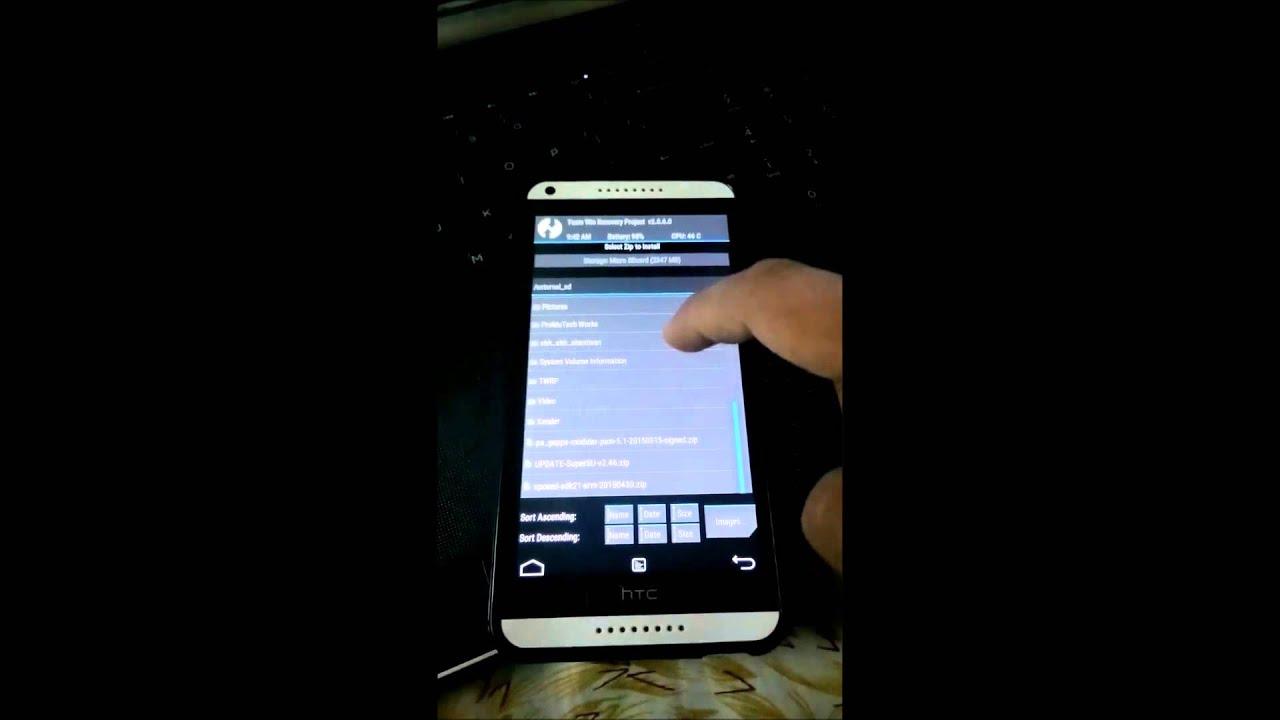 ROOTING HTC DESIRE 816, INDEPTH PROCEDURE – ProMuTech